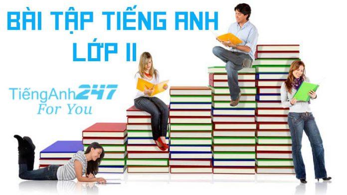 Bài tập tiếng Anh lớp 11