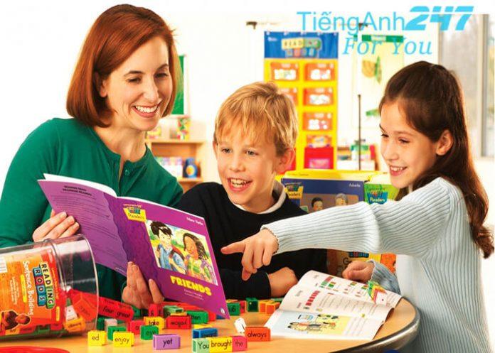 Bài tập tiếng Anh tiểu học