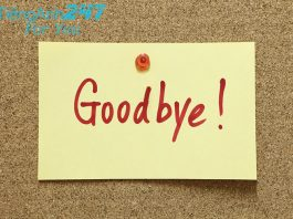 cách nói tạm biệt – goodbye trong tiếng Anh