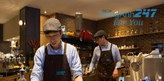 câu giao tiếp tiếng Anh trong quán cafe