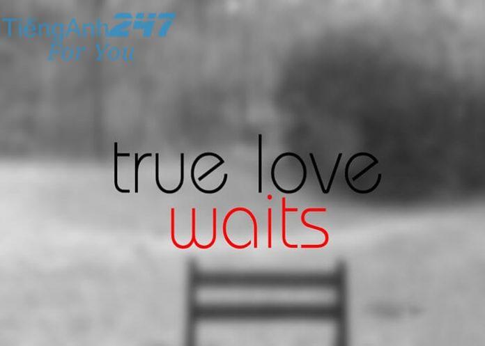 cụm từ tiếng Anh phổ biến nhất về tình yêu
