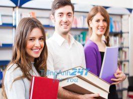 học tiếng Anh giao tiếp hiệu quả