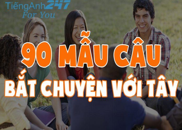 mẫu câu tiếng Anh giúp bạn bắt chuyện với người nước ngoài