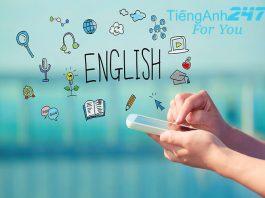 phần mềm dịch thuật tiếng Anh