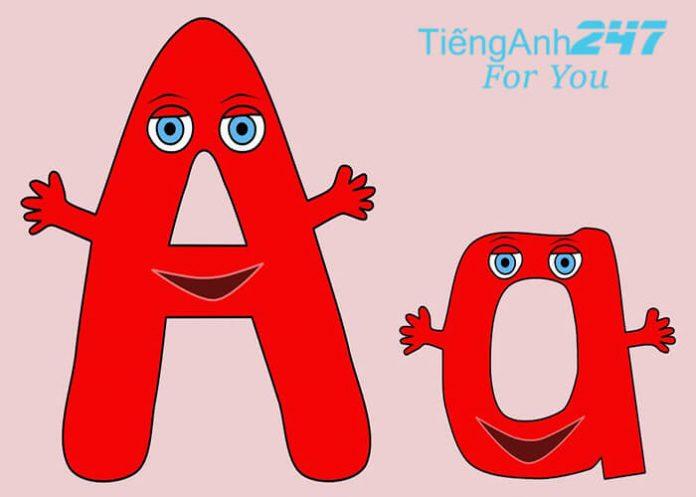 Từ vựng tiếng Anh bắt đầu bằng chữ A