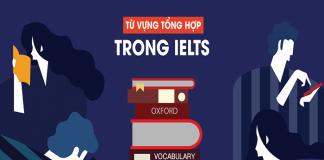 từ vựng tiếng Anh cho Ielts