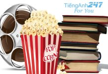 Từ vựng tiếng Anh topic Book and Movie