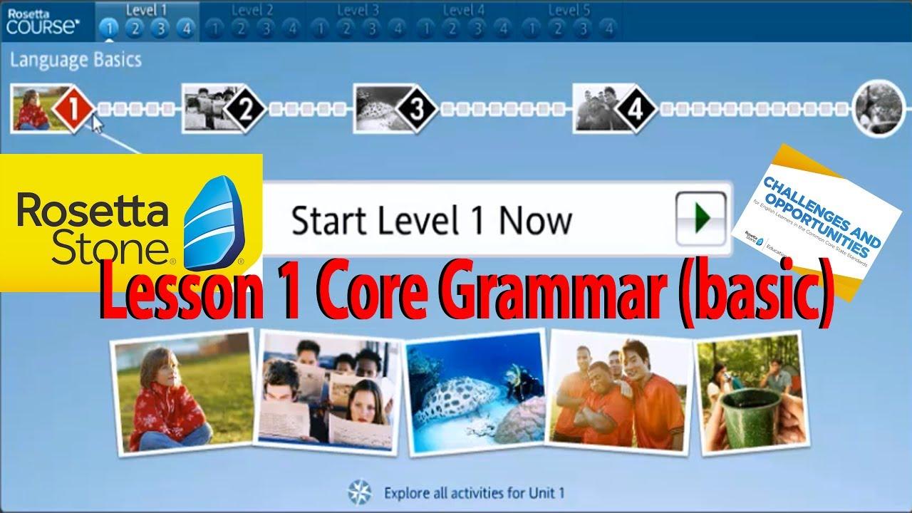 rosetta-grammar