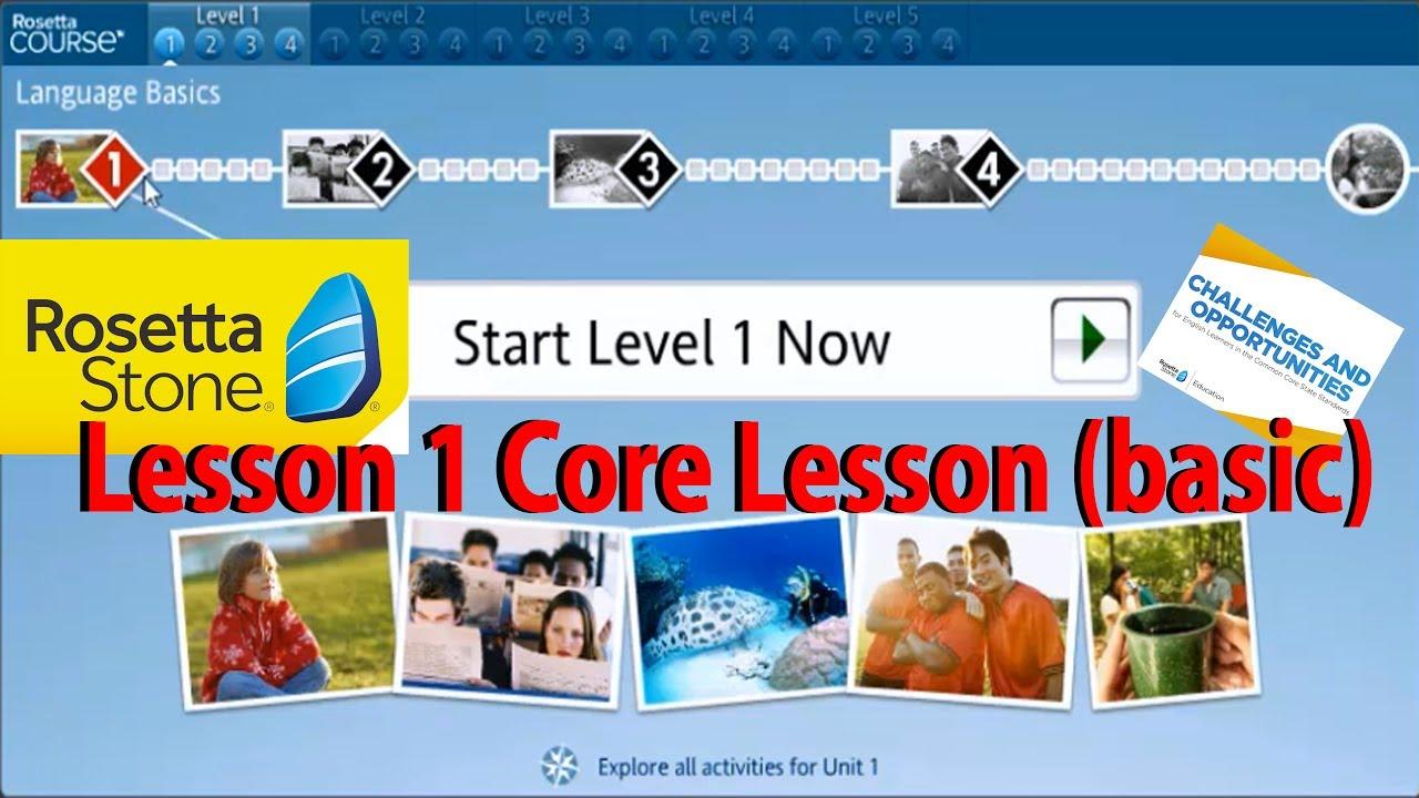 core-lesson
